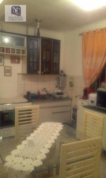 Casa Residencial À Venda, Jardim Las Vegas, Santo André. - Ca2206