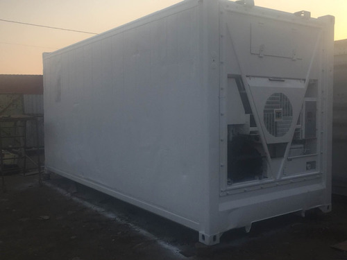 Container Refeer 6 M