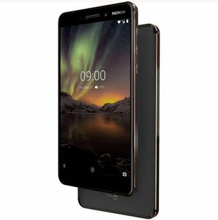 Nokia 6.1 Ram 3gb Y Memoria Interna 32gb