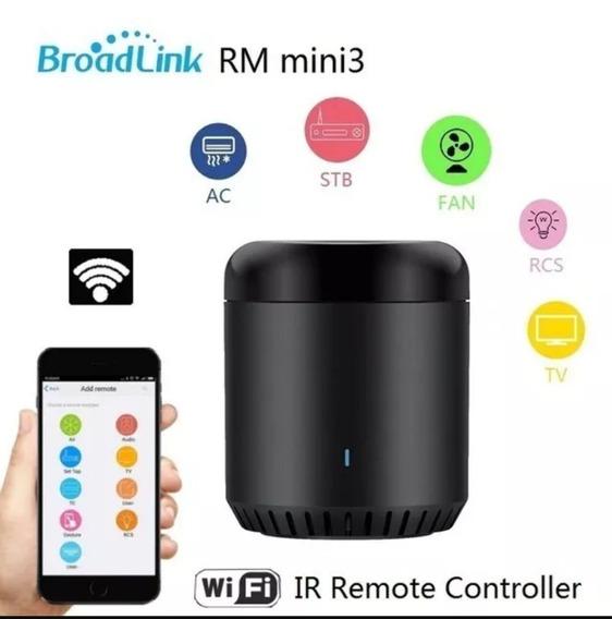 Contr. Remoto Ir Broadlink Rm Mini 3 Wi-fi / Google Assist.