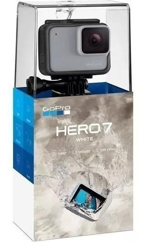 Gopro Hero 7 White - Envio Imediato - Lacrada