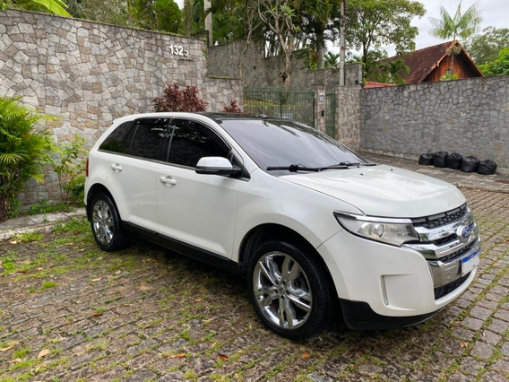 Ford Edge 3.5 Limited Awd 5p 2014. Ler Todo O Anuncio