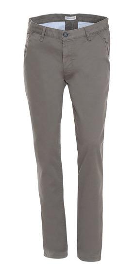 Pantalón De Hombre C&a Básico Semiajustado Varios Colores