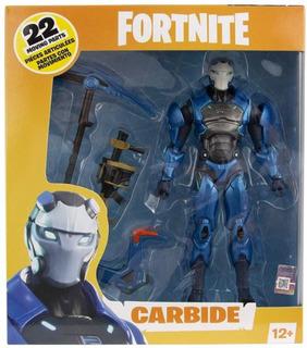 Muñeco Fortnite 17 Cm Figura De Colección Original Carbide