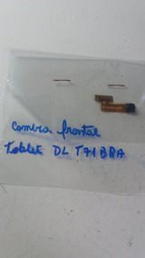 Camera Frontal Tablet Dl T71bra Original