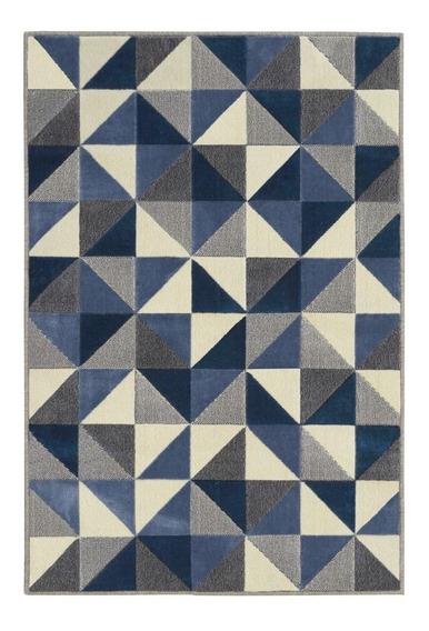 Tapete Supreme 0543 Ladrilho 2,50x2,00m Geometrico Sãocarlos