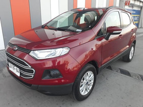Ford Ecosport 1.6 Se 2018