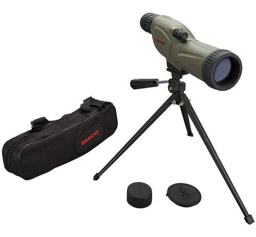 Telescopio Luneta Atirador Competição Tasco 20-60x60mm - Com