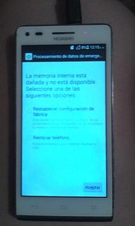 Huawei G6 U251 Para Repuesto