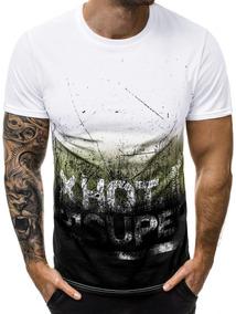 Letra Tresillo Gráfico T Camisa