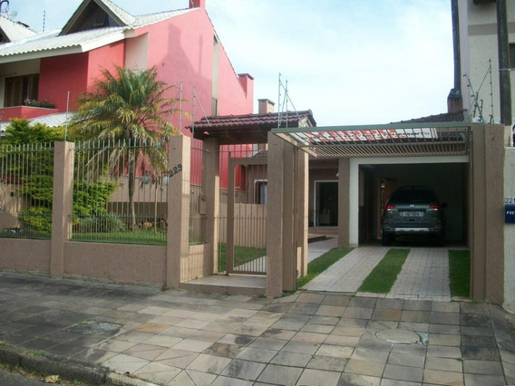 Casa Térrea Com Piscina À Venda, Espírito Santo, Porto Alegre. - Ca0609