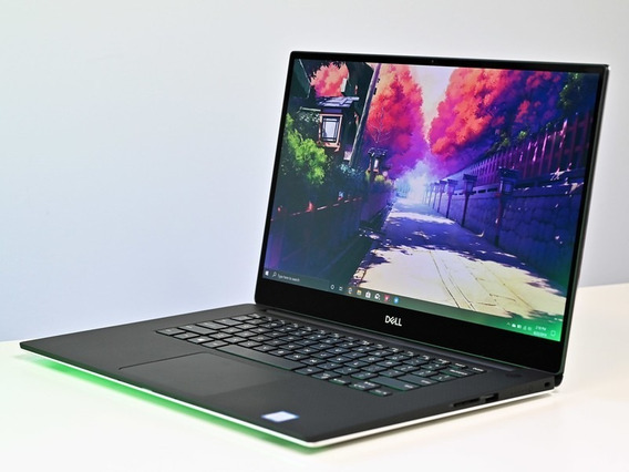 Dell Xps 15 9560 I7 7700hq 4k Uhd Touch 16gb 512ssd Geforce