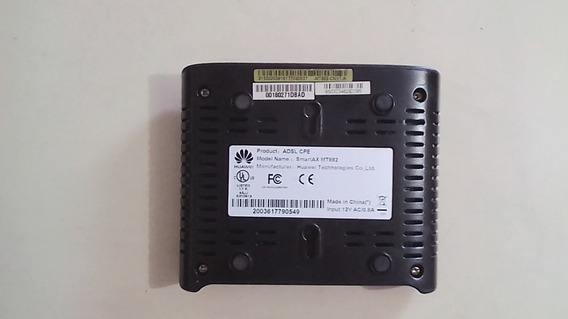 Modem Huawei Modelo Mt882 Configurado Para Aba De Cantv Usa