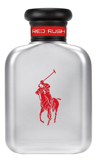 Polo Red Rush Ralph Lauren Perfume Masculino - Eau De Toilette 75ml