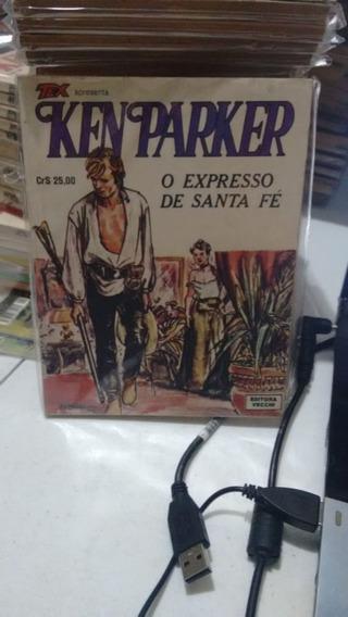 Ken Parker 4 Revistas A Escolher Ed Vecchi