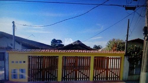 Imagem 1 de 7 de Casa Térrea À Venda  - Bairro Maracanã - Praia Grande - Rs 260.000,00 - 1093