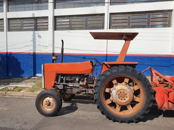 Trator Massey Fergusson - 265 - Ano 86