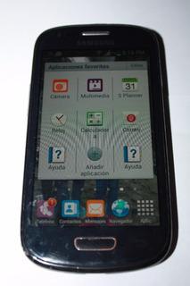 Celular Samsung S3 Mini Seminuevo Con Estuche