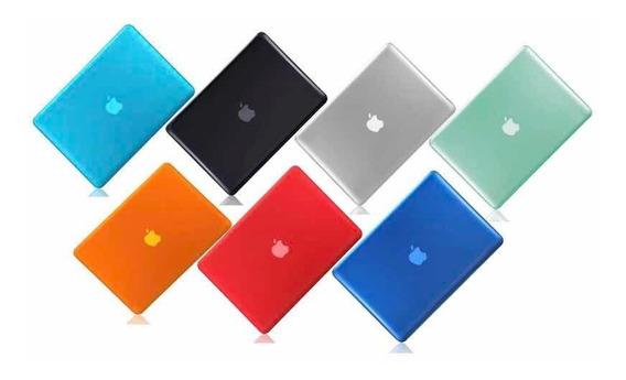 Case Capa Macbook Air 13 Apple Cores - Super Slim - Promoção