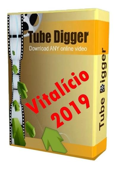 Baixar Videos De Sites Blindados (tubedigger Vitalício)
