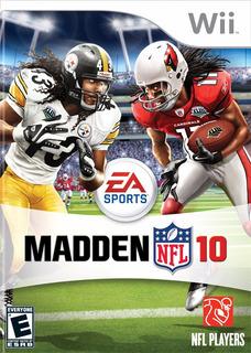 Madden 10 Wii