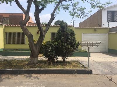 Ocasion Se Alquila Casa En Zona Segura Y Tranquila La Molina
