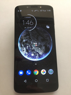 Celular Moto G6play 32gb Casi Como Nuevo, En Caja Y Completo
