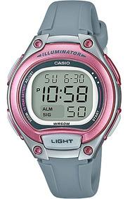 Relógio Casio Feminino Lw-203-8avdf