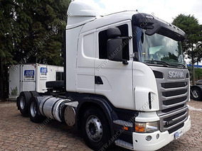 Scania G-400 Revisada Ótima Volvo Stralis Axor Actros Man