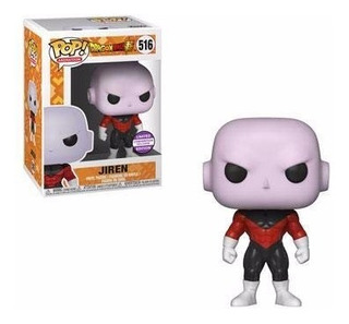Dragon Ball Super: Jiren #516 Funko Pop Nuevo Nextgames