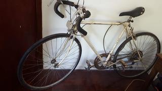 Bicicleta Media Carrera Rodado 28 Usada 10 Cambios
