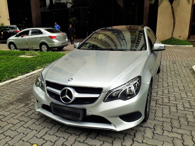 Mercedes Benz E 250 Coupe 2.0 16 V Turbo 2014