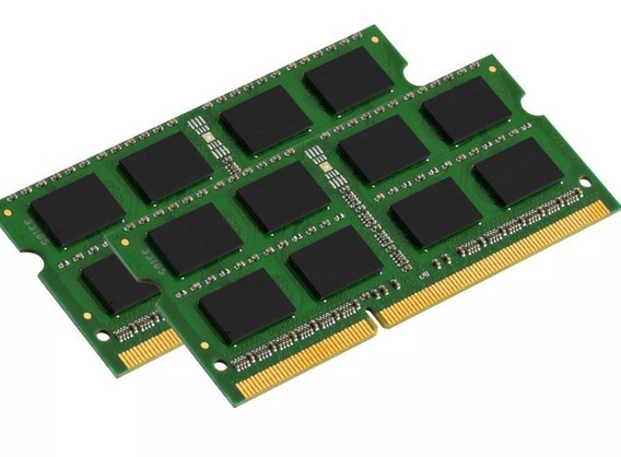 Kit 4gb (2x2gb) Ddr3 1066/1067mhz P/ Apple Macbook Pro 2009