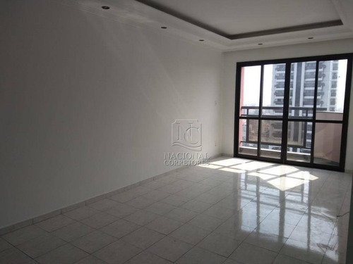 Imagem 1 de 30 de Apartamento Com 3 Dormitórios À Venda, 83 M² Por R$ 575.000,00 - Vila Curuçá - Santo André/sp - Ap10864