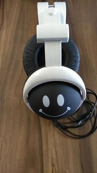 Headphone Topson Ts06 Preto