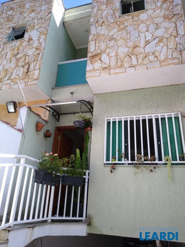 Imagem 1 de 15 de Casa Assobradada - Tatuapé - Sp - 611950