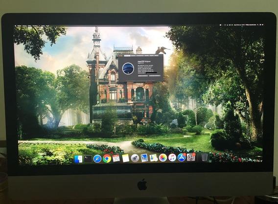 iMac Retina 5k, 27-inch I5 3.2mhz 1tb 2gb Gpu 8gb Ram