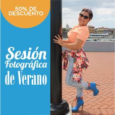 Sesion Fotografica De Verano - Super Promo 50%