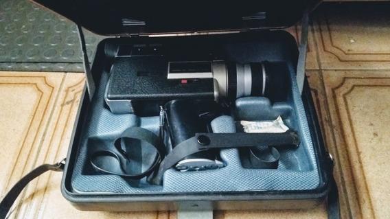 Camera Canon Super 8 Modelo 518 Sv