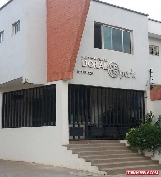 Town House En El Trigal Norte, Res. Doral Park. Crth-007
