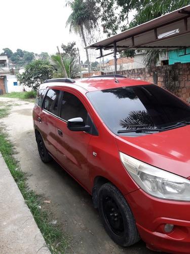 Chevrolet Spin 2014 1.8 Lt 5l 5p