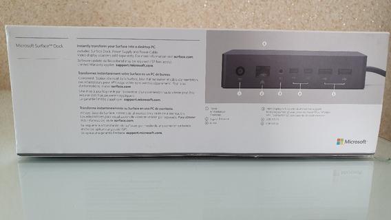 Microsoft Surface Dock (pd9-00003) - Novo Lacrado