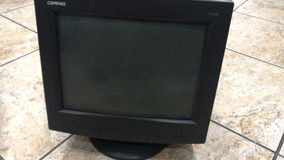 Monitor Colorido Compaq Mod V510b Frete Grátis P/todo Brasil