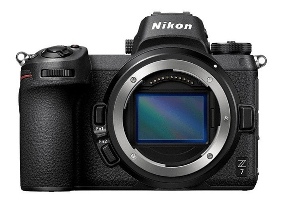 Camara Mirrorless Nikon Z7 Cuerpo 45mp 4k Garantia Oficial