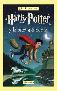 Harry Potter Y La Piedra Filosofal Pasta Dura *sk