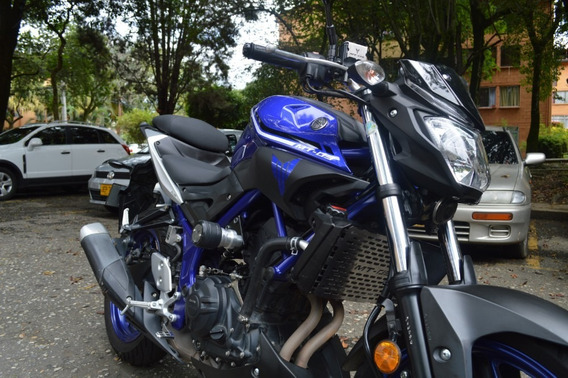 Yamaha Mt 03 Mod 2018 20000km