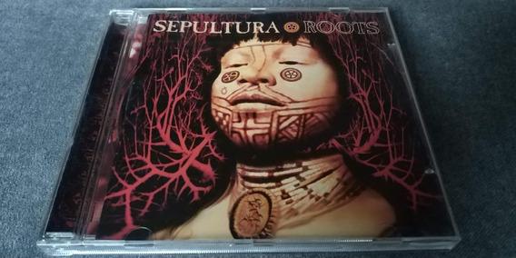 Cd Sepultura Roots Original Nacional Frete R$15