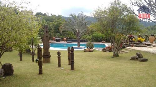 Imagem 1 de 30 de Casa Com 5 Dormitórios À Venda, 2641 M² Por R$ 6.500.000,00 - Campos De Mairiporã - Mairiporã/sp - Ca0359
