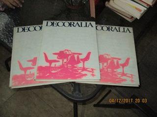 Decoralia, Tomos V, Vi Y Viii, Ed. Codex