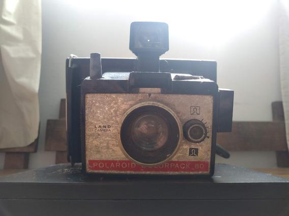 Camera Polaroid Colorpack 80